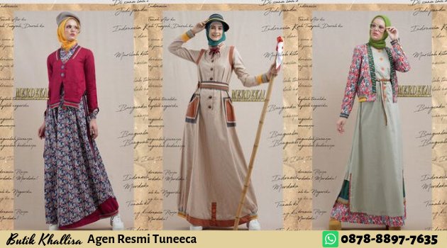 Grosir Gamis Dress di Melonguane